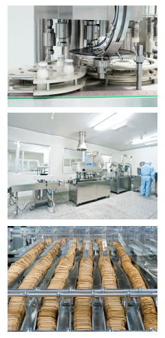 How to Cut Your Cost of Hydraulic or Pneumatic Power Systems and Service for the Food Industry?